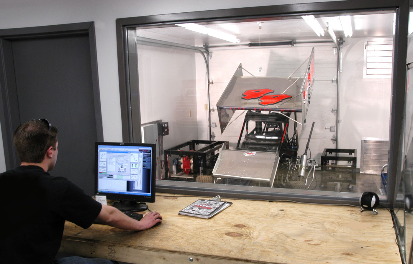 In House Dyno Facility Hyper Racing