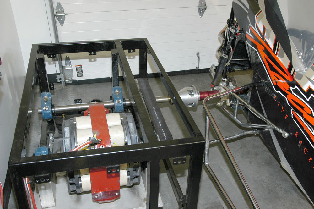 Dynamometer Load Cell : In house dyno facility hyper racing