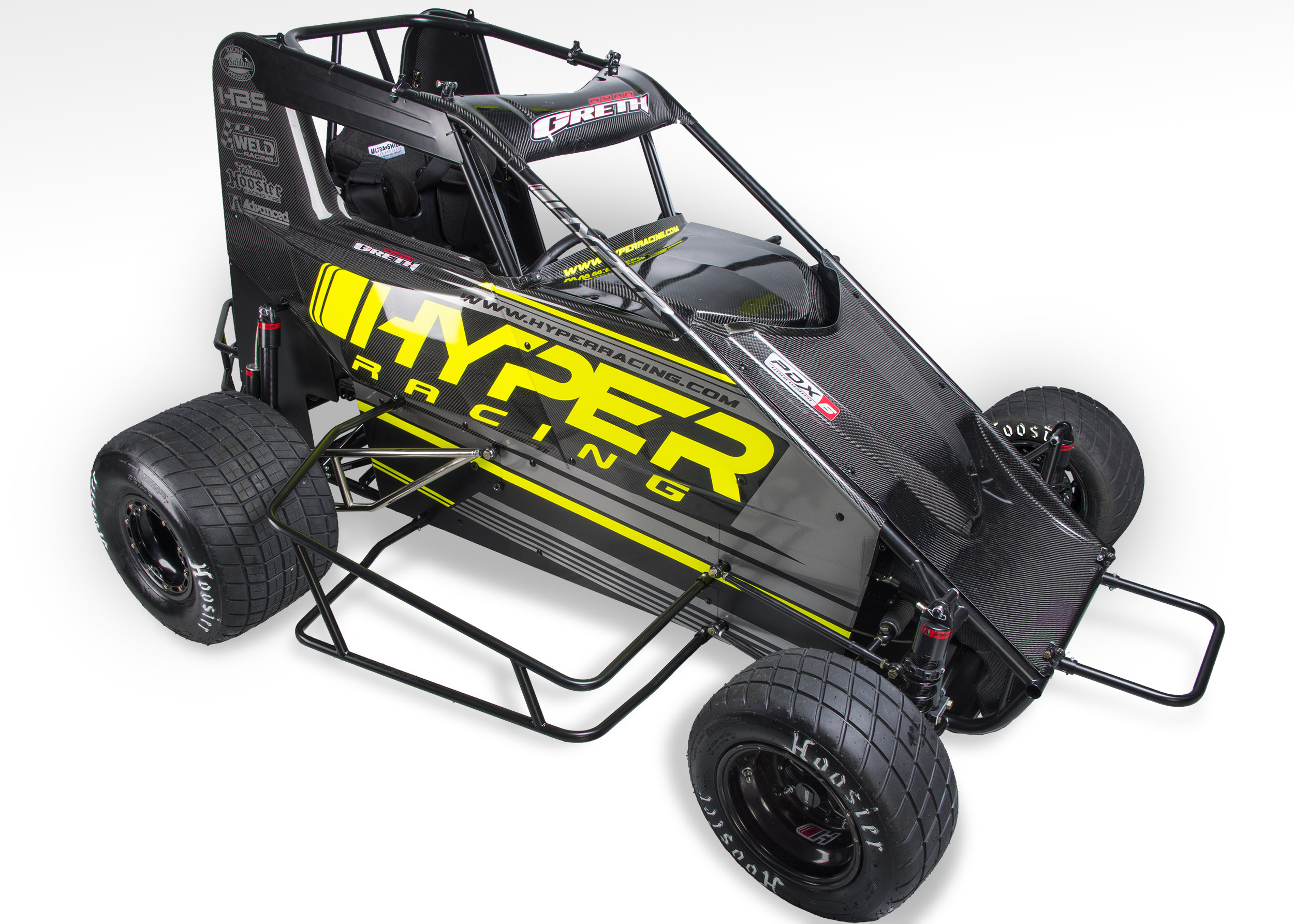 600cc Sprint Tour Hyper Racing