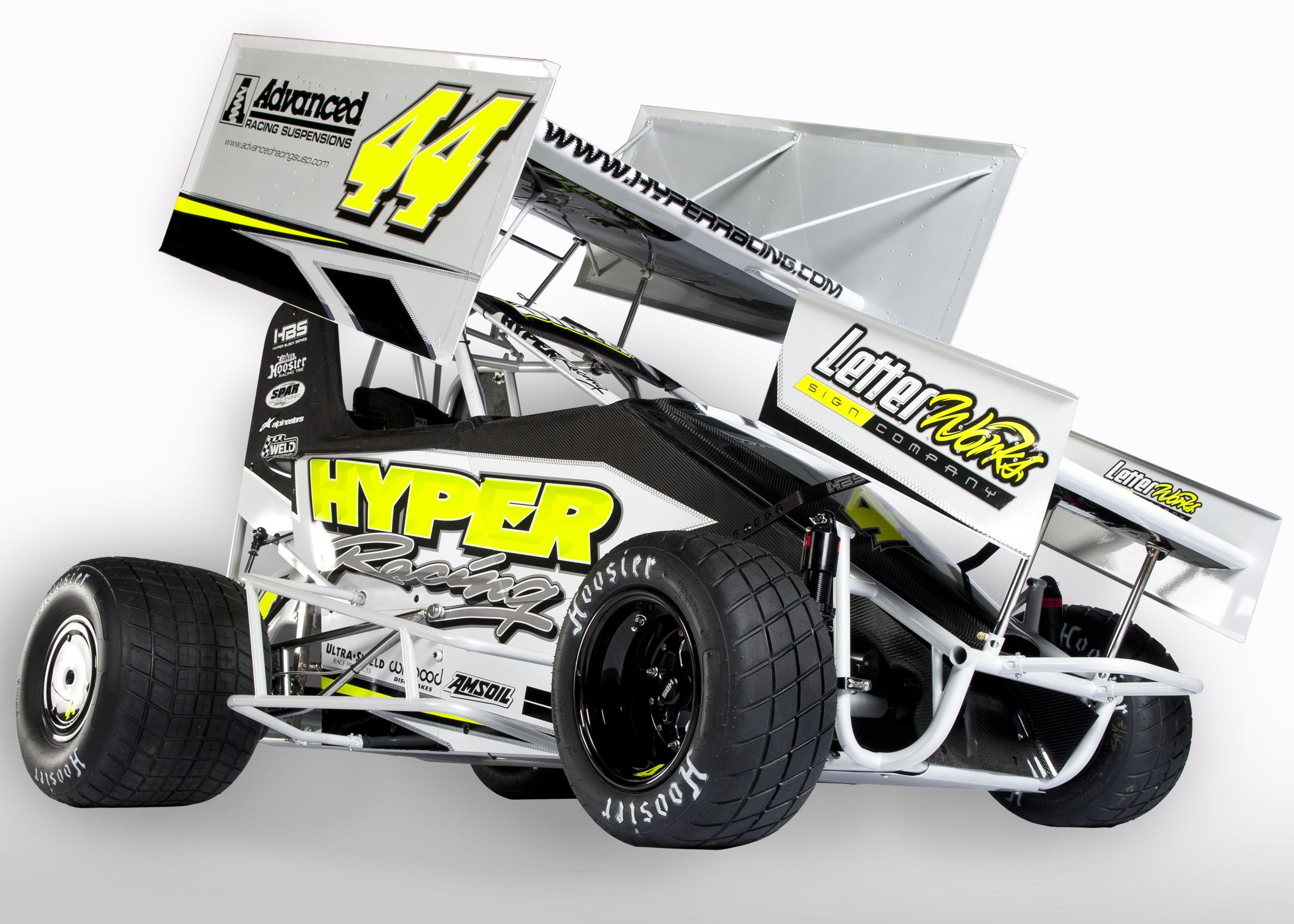 Chassis Tour Hyper Racing