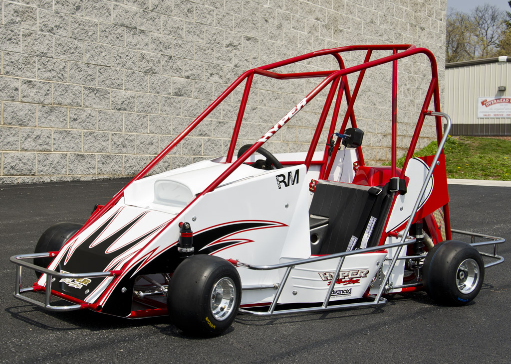Quarter midget video