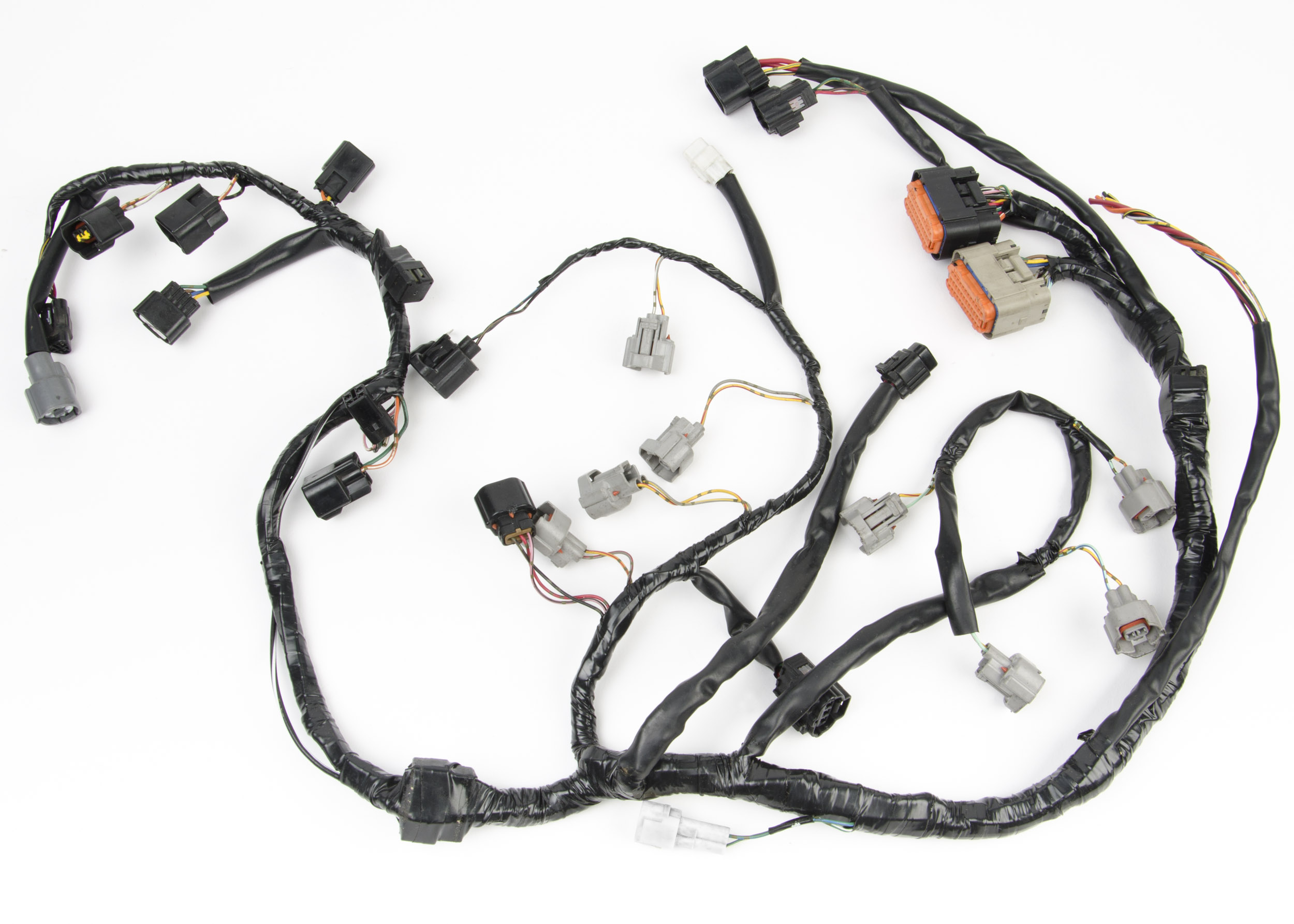 600-449 Yamaha R Wiring Harness Diagram on