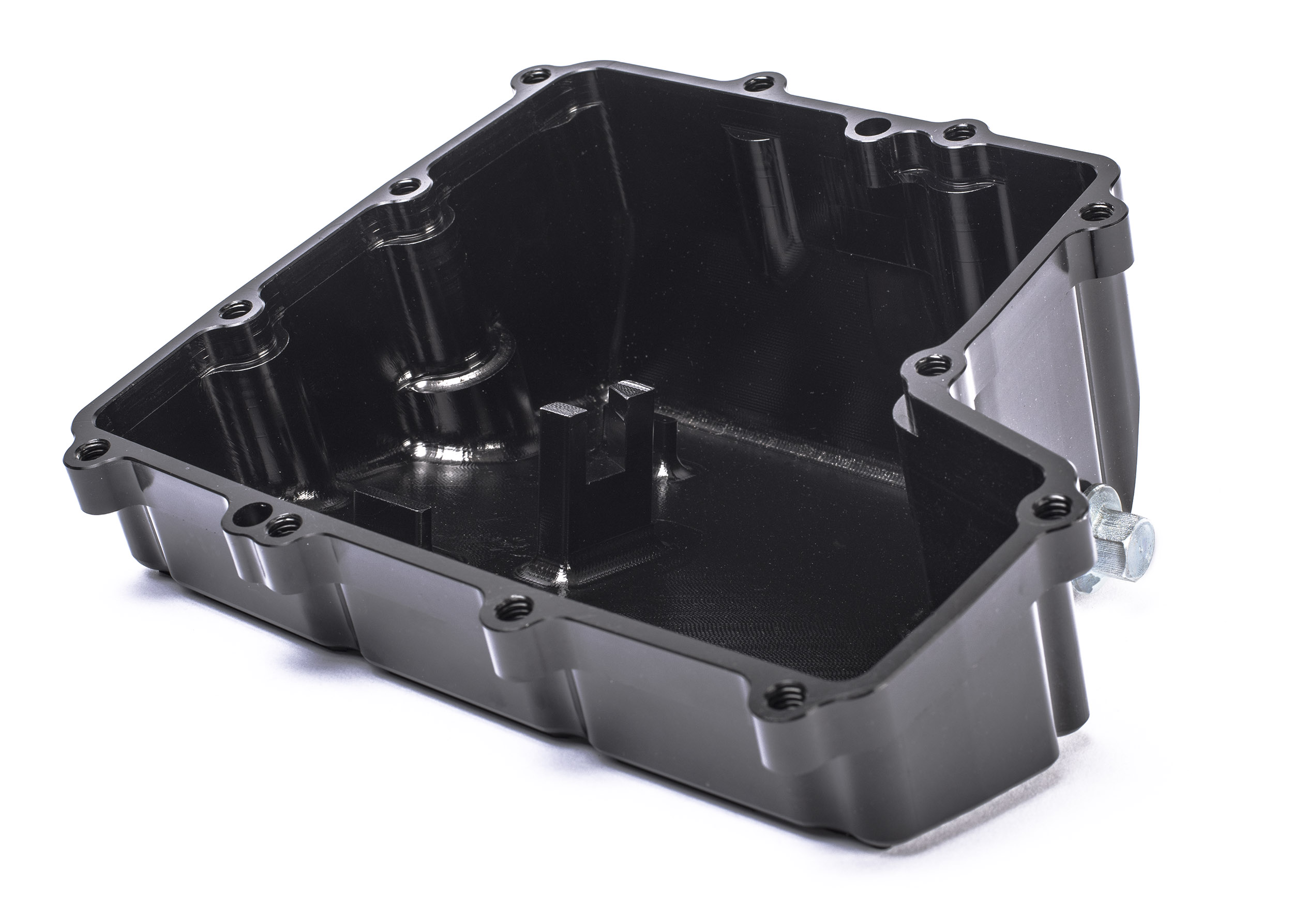 Online Store Hyper Racing 06 Yamaha R6 Engine Diagram Billet Oil Pan For And Up Yzf